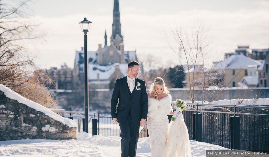 Corey And Anna's Wedding In Cambridge, Ontario