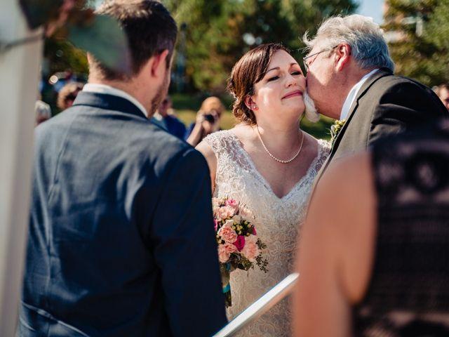 Jared and Jocelyn's wedding in Halifax, Nova Scotia 6