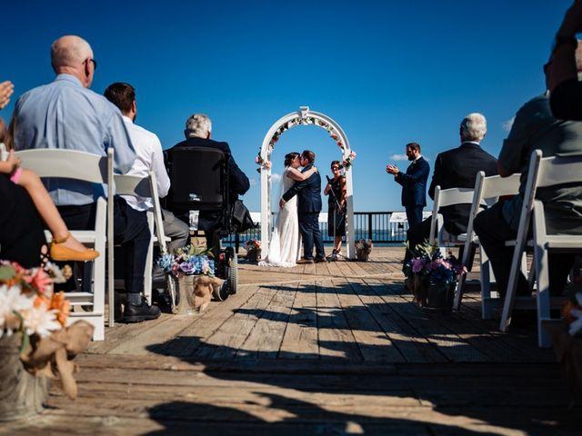 Jared and Jocelyn's wedding in Halifax, Nova Scotia 9