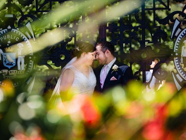 Jared and Jocelyn's wedding in Halifax, Nova Scotia 12