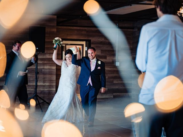 Jared and Jocelyn's wedding in Halifax, Nova Scotia 1
