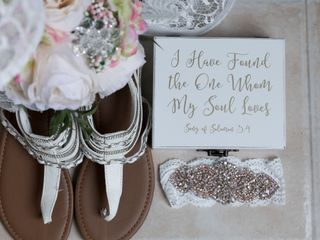 The wedding of Kayla and Drew 2