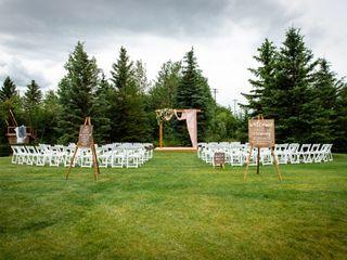 The wedding of Sarah and Michael 1