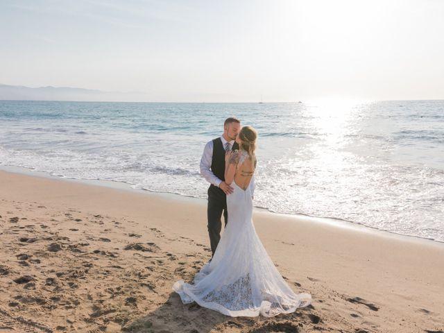 The wedding of Kayla and Drew
