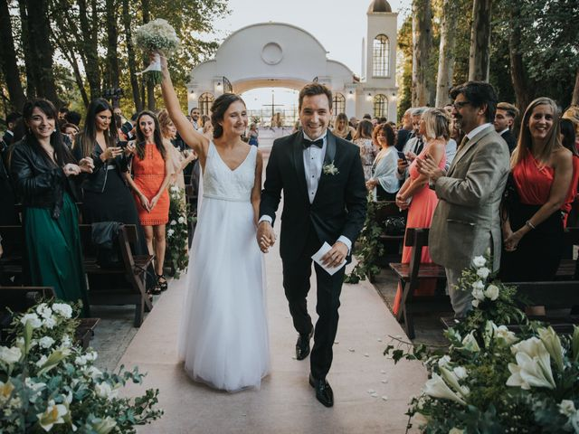 The wedding of Cinthia and Martin