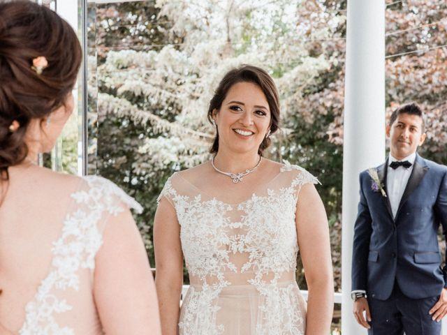 Reza and Nancy's wedding in Bolsover, Ontario 5