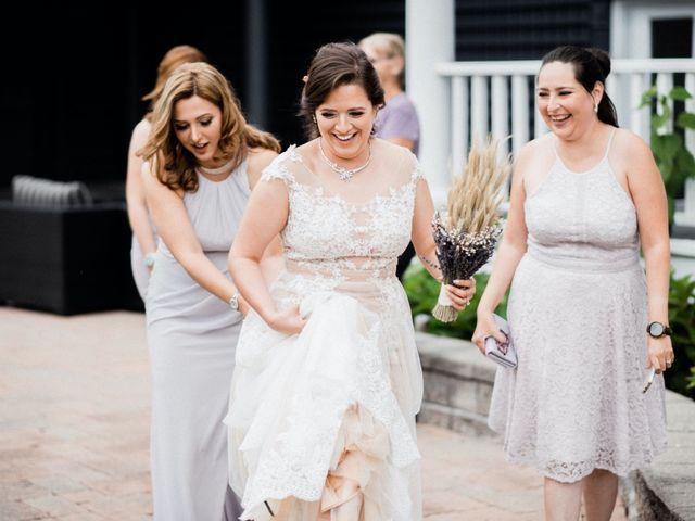Reza and Nancy's wedding in Bolsover, Ontario 8