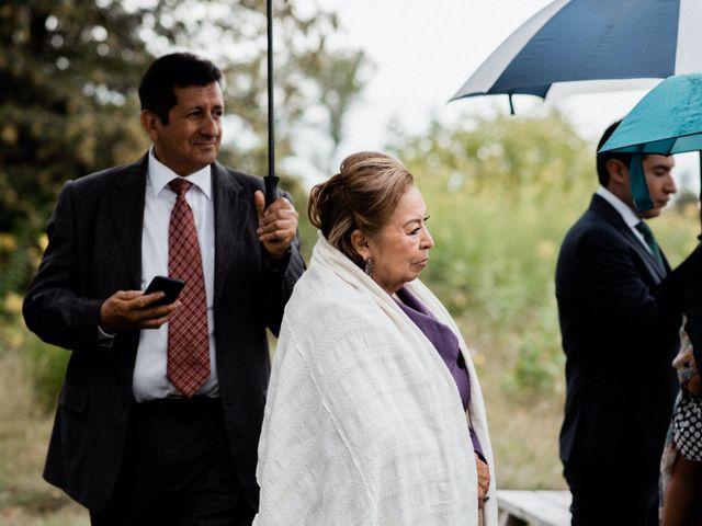 Reza and Nancy's wedding in Bolsover, Ontario 10