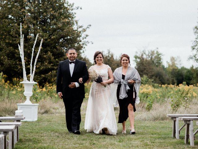 Reza and Nancy's wedding in Bolsover, Ontario 12