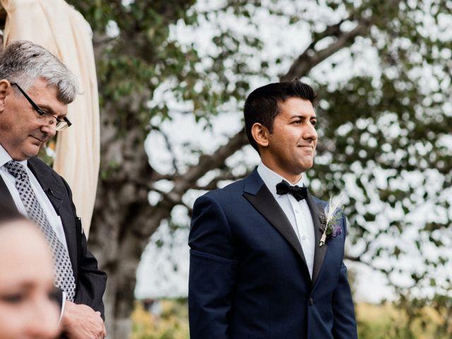 Reza and Nancy's wedding in Bolsover, Ontario 13