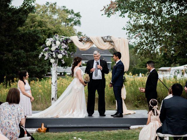 Reza and Nancy's wedding in Bolsover, Ontario 14