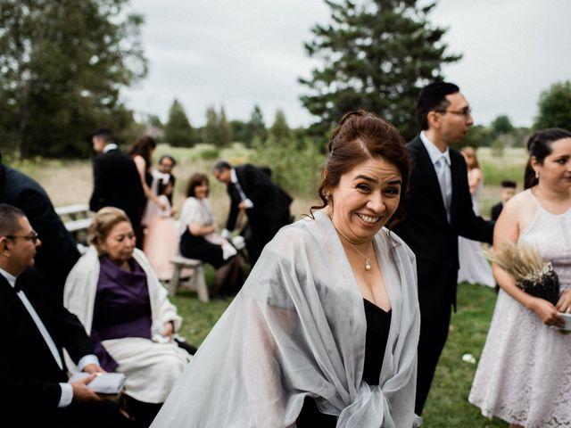 Reza and Nancy's wedding in Bolsover, Ontario 19