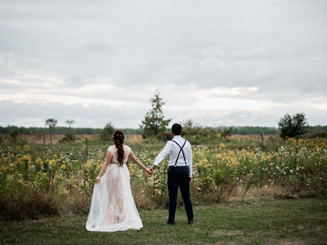 Reza and Nancy's wedding in Bolsover, Ontario 31