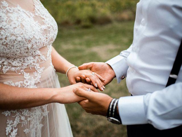 Reza and Nancy's wedding in Bolsover, Ontario 3