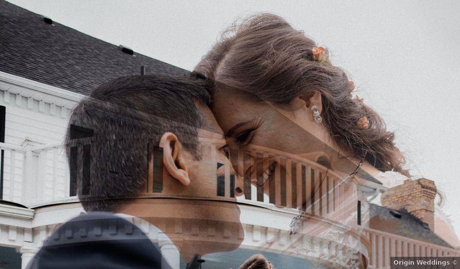 Reza and Nancy's wedding in Bolsover, Ontario