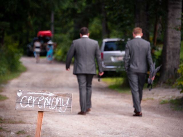 Rich and Zoe's wedding in Golden, British Columbia 20