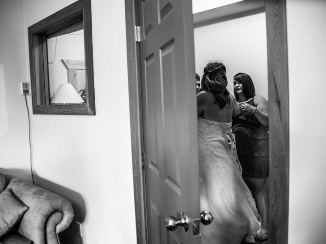 Rich and Zoe's wedding in Golden, British Columbia 22