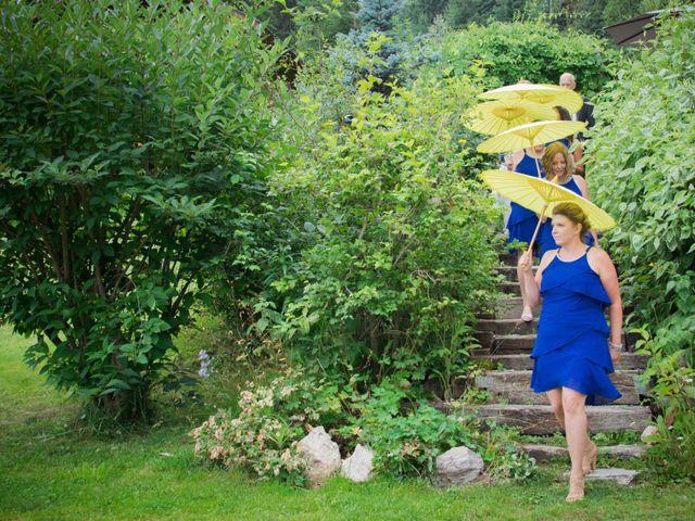 Rich and Zoe's wedding in Golden, British Columbia 24