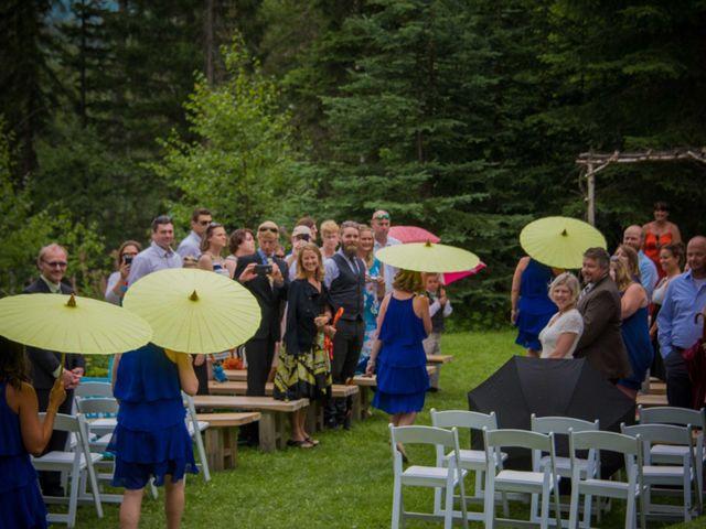 Rich and Zoe's wedding in Golden, British Columbia 27