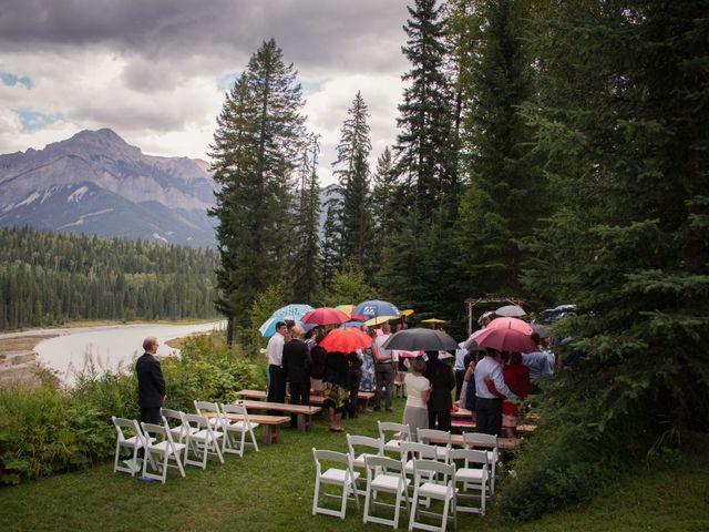 Rich and Zoe's wedding in Golden, British Columbia 33