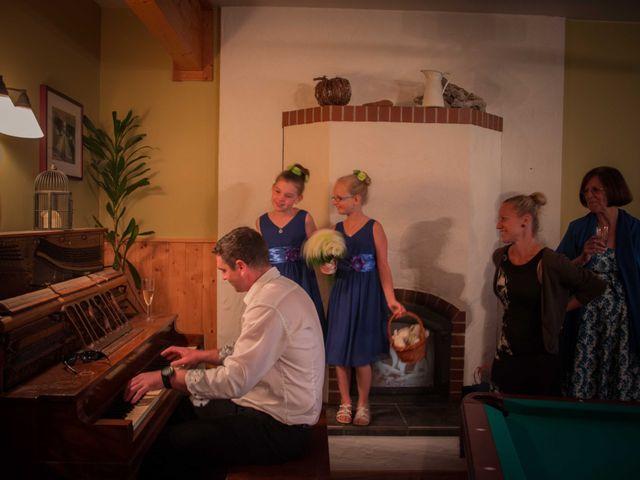 Rich and Zoe's wedding in Golden, British Columbia 41