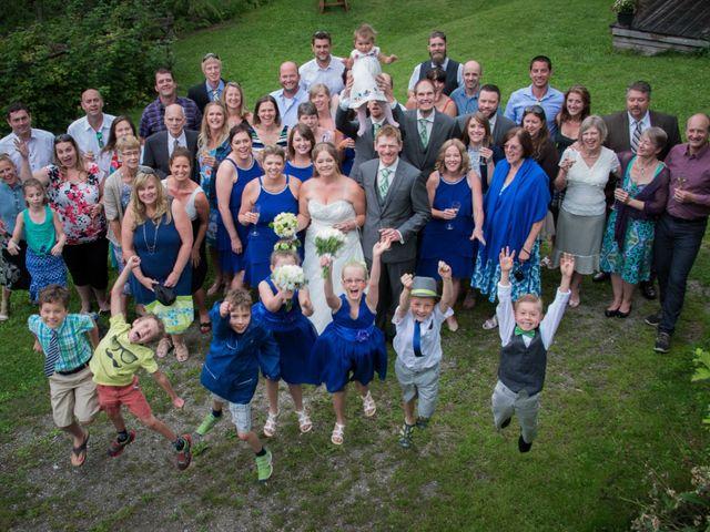 Rich and Zoe's wedding in Golden, British Columbia 43