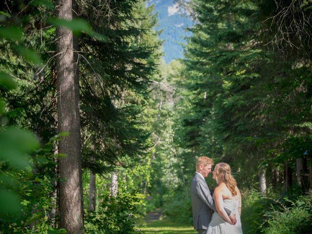 Rich and Zoe's wedding in Golden, British Columbia 48