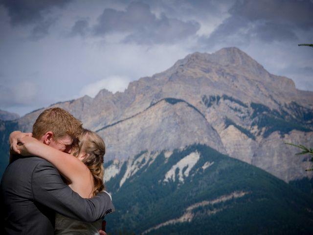 Rich and Zoe's wedding in Golden, British Columbia 49