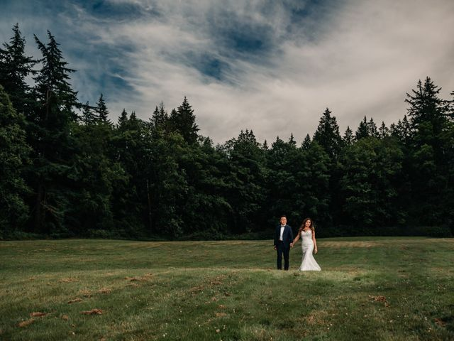 Terence and Tiffany's wedding in Langley, British Columbia 16