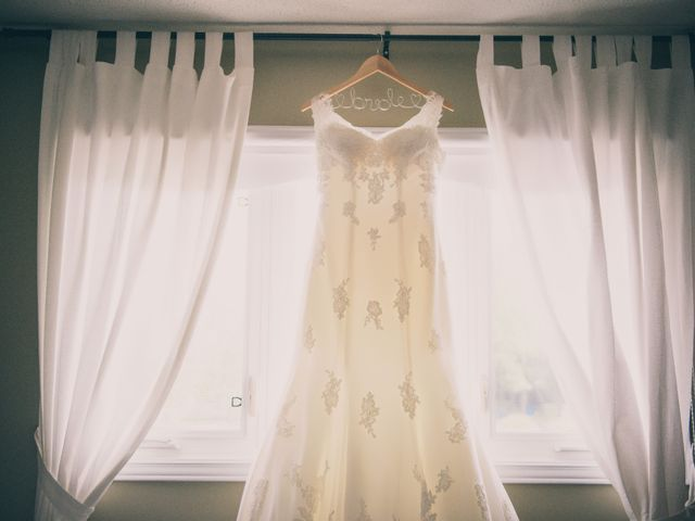 Ben and Elizabeth's wedding in Oakville, Ontario 2