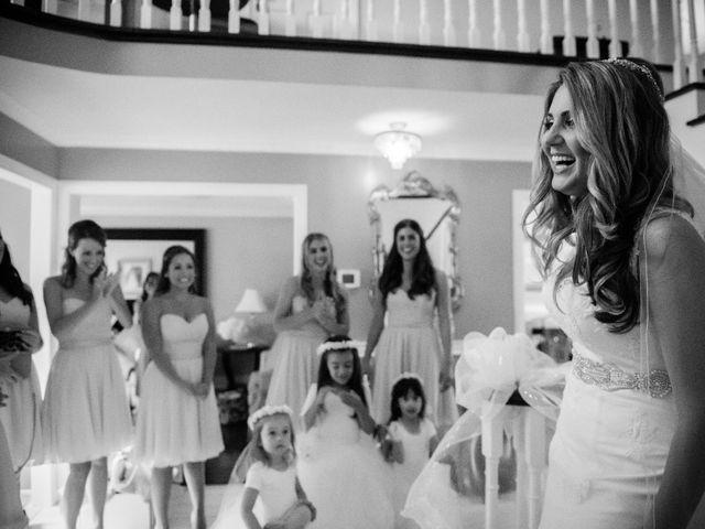 Ben and Elizabeth's wedding in Oakville, Ontario 12