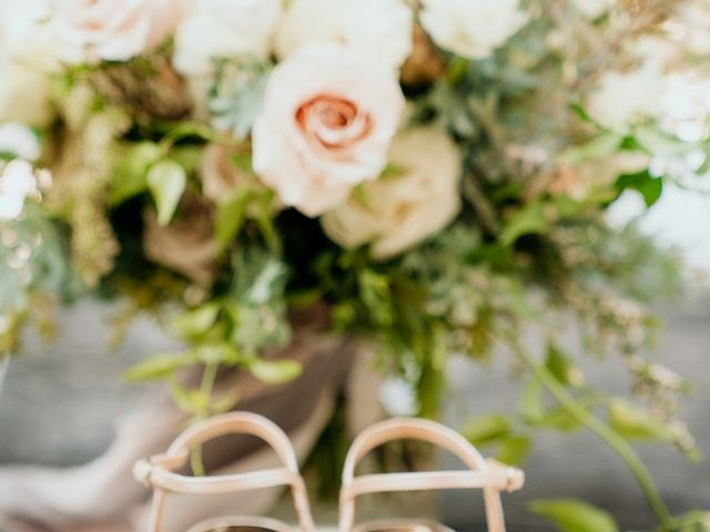 Matthew and Rebecca's wedding in Elora, Ontario 7