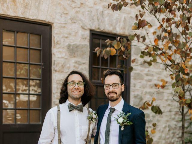 Matthew and Rebecca's wedding in Elora, Ontario 24