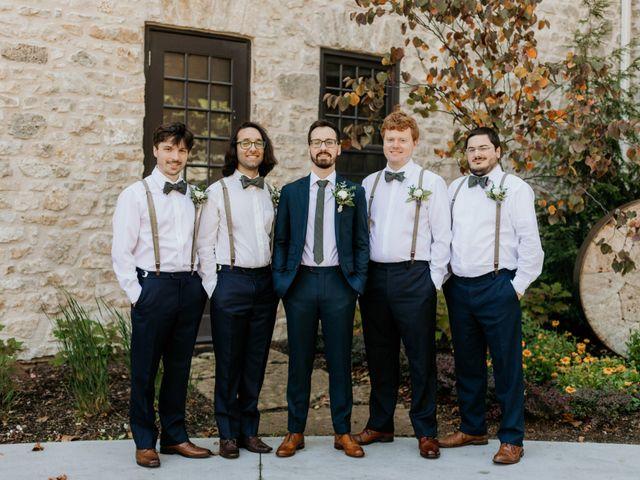 Matthew and Rebecca's wedding in Elora, Ontario 25