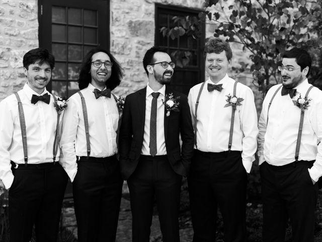 Matthew and Rebecca's wedding in Elora, Ontario 26