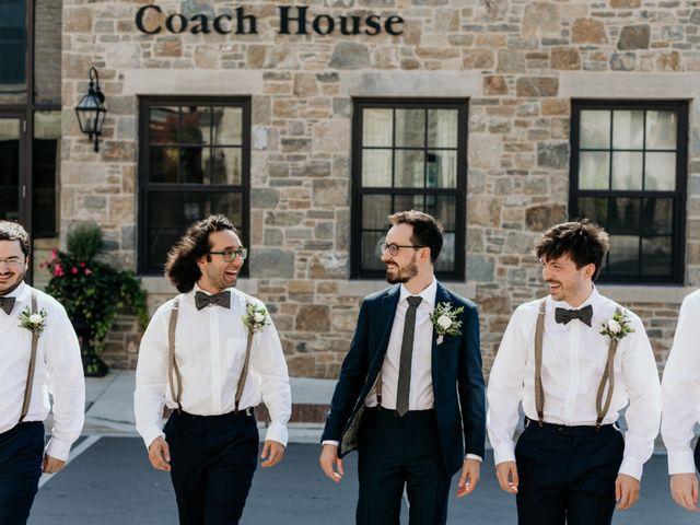 Matthew and Rebecca's wedding in Elora, Ontario 31