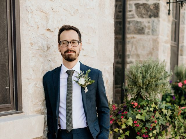 Matthew and Rebecca's wedding in Elora, Ontario 35