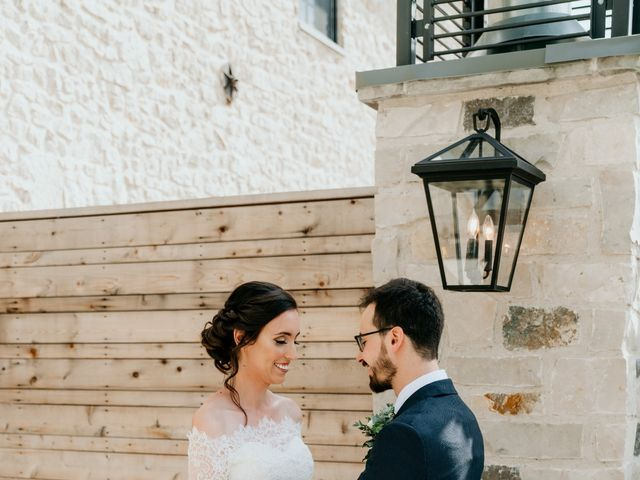 Matthew and Rebecca's wedding in Elora, Ontario 61