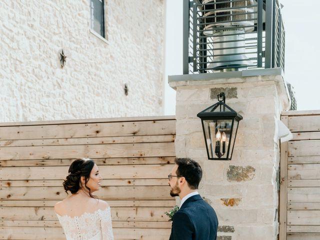 Matthew and Rebecca's wedding in Elora, Ontario 63
