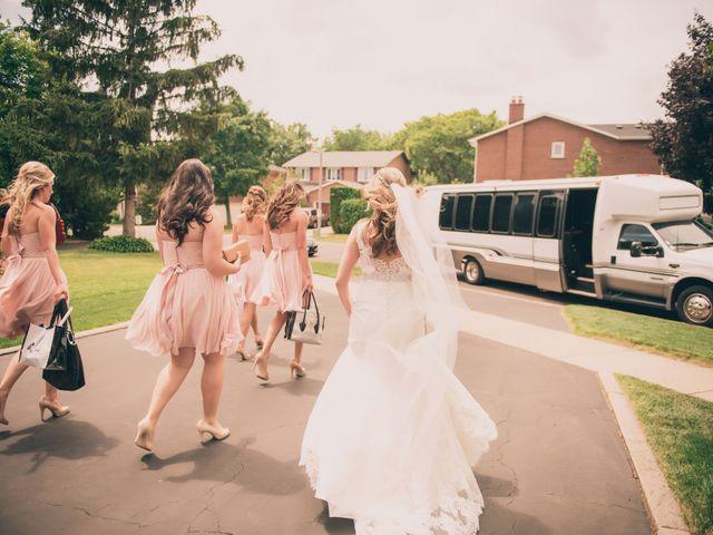 Ben and Elizabeth's wedding in Oakville, Ontario 17