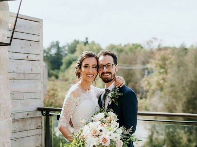 Matthew and Rebecca's wedding in Elora, Ontario 64