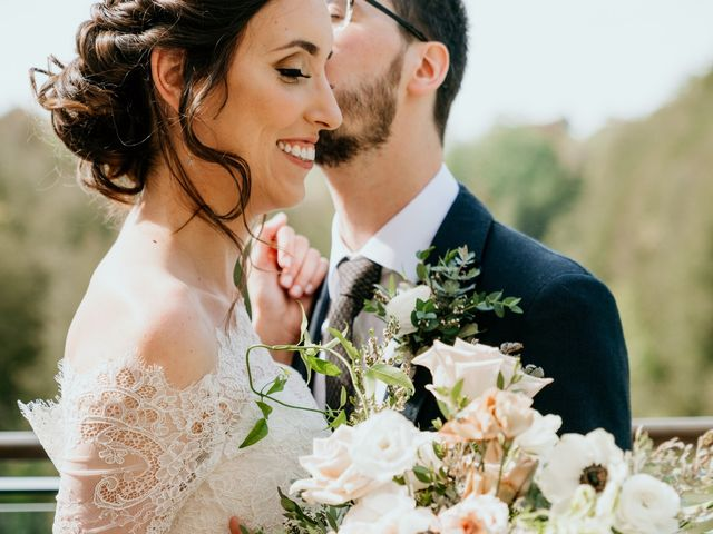 Matthew and Rebecca's wedding in Elora, Ontario 66