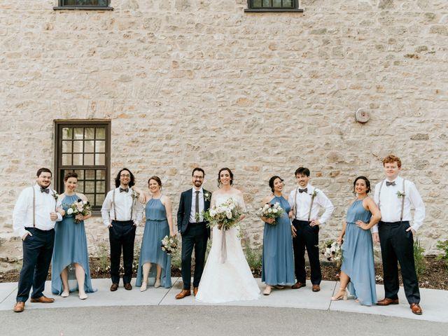Matthew and Rebecca's wedding in Elora, Ontario 72