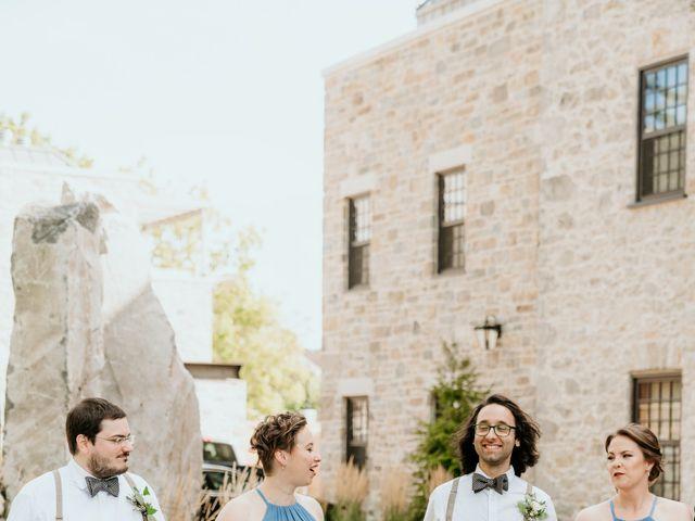 Matthew and Rebecca's wedding in Elora, Ontario 75