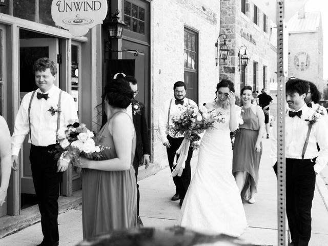 Matthew and Rebecca's wedding in Elora, Ontario 79