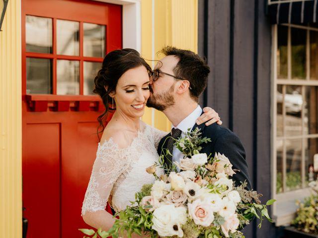 Matthew and Rebecca's wedding in Elora, Ontario 93