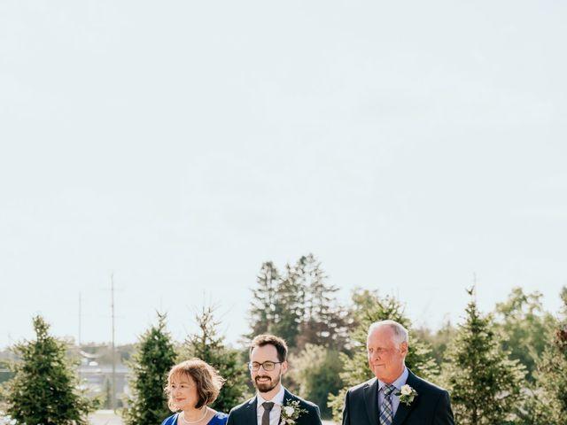 Matthew and Rebecca's wedding in Elora, Ontario 101