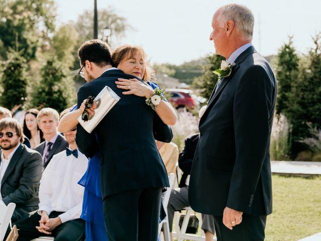 Matthew and Rebecca's wedding in Elora, Ontario 102