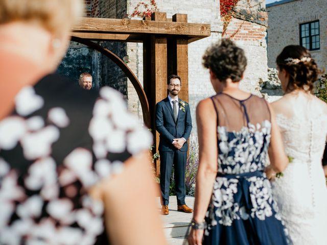 Matthew and Rebecca's wedding in Elora, Ontario 104