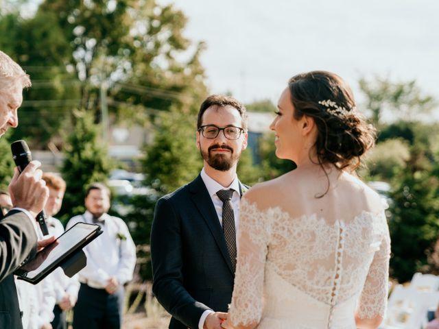 Matthew and Rebecca's wedding in Elora, Ontario 113